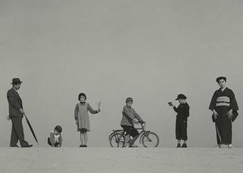 パパとママとコドモたち1949.jpg